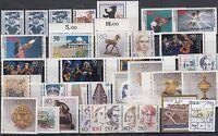 Berlin Jahrgang  1988 postfrisch, komplett