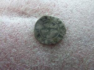 monnaie féodale a déterminer belle légende  18 mms