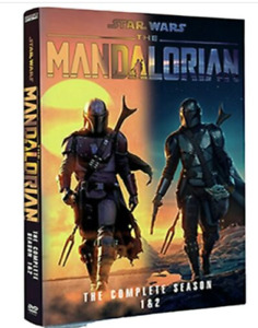 Star Wars: The Mandalorian Complete Seasons 1-2 DVD BRAND NEW SEAL FREE SHIPPING