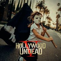 HOLLYWOOD UNDEAD FIVE MUSIC CD