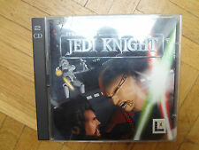 Star Wars: Jedi Knight PC 1997 JEWELCASE Game Gioco Lattice Lattice