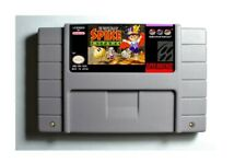 The Twisted Tales of Spike McFang SNES 16-Bit Game Cartridge USA NTSC English