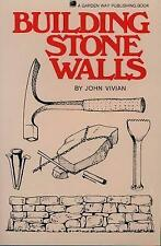 Building Stone Walls-ExLibrary