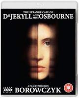 The Strange Custodia Of Dr Jekyll e Perdere Osbourne Blu-Ray + DVD Nuovo (FCD10