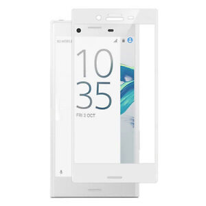3D Full Cover Tempered Glass Screen Protector For Sony Xperia XZ /XC/XZ Premium