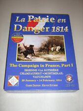 La Patrie en Danger, 1814 (New)