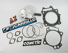 06+ TRX450R TRX 450R 96mm 14:1 CP Stock Bore Full Race Coated Piston & Gaskets