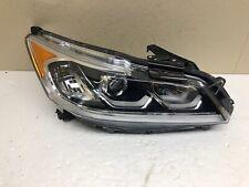 2013 2014 2015  Honda Accord Halogen RIGHT Headlight OEM