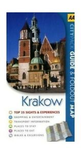 Krakow (AA CityPack Guides) by AA Publishing Paperback Book The Cheap Fast Free