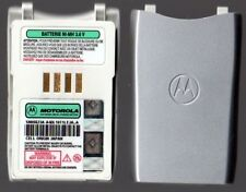2 X GENUINE / ORIGINAL Motorola T190 T191 NiMH Battery Batteries SNN5623A