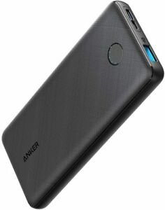 Anker PowerCore 10000mAh Power Bank, Small & Light Portable Charger
