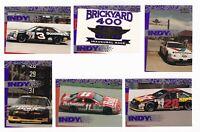 ^1993 Hi-Tech Tire Test Complete 10 card set BV$5!