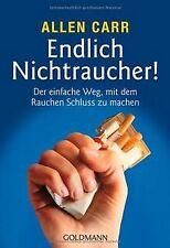 Endlich Nichtraucher! von Carr,  Allen | Buch | Zustand gut