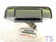 Chrome Back Tail Gate Handle Genuine For Toyota Hilux Vigo Champ Sr5 2010 - 15