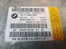 BMW E65 E66 - AIRBAG SENSOR CONTROL MODULE 65.77 6967658 WARRANTY ⭐