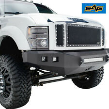EAG Fits 08-10 Ford F-250/350 Superduty Black Steel Wire Mesh Evolution Grille