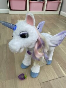 Starlily My Magical Unicorn By FurReal Friends With Berry Interactive Toy