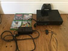 Used Xbox One with games