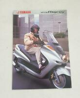 YAMAHA YP250 MAJESTY Motorcycle Sales Brochure 2000 #0107007-00E