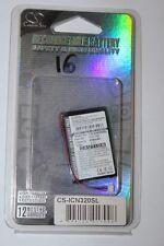 CAMERON SINO - Batterie pour Navman iCN320, iCN330 - CS-ICN320SL