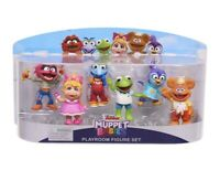 Disney Junior Muppet Babies Playroom Figure Set New! Great Gift! Fast Ship!