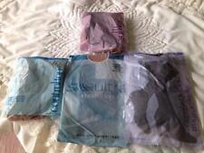 Lot (3) New Silkies Panty Hose and (1) Trouser Socks Queen - X-Large