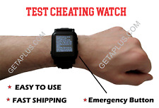how to cheat in exam with watch