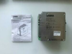 PHOENIX CONTACT QUINT-DC-UPS/24DC/20 POWER SUPPLY