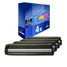 4x Toner for Samsung Proxpress C-3060-FR C-3060-ND C-3010-ND