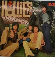 """THE BEST OF HOLLIES - SAME 12"""" LP (W318)"""