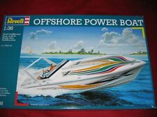 REVELL® 05205 1:36 OFFSHORE POWER BOAT NEU OVP