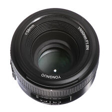 Yongnuo YN 50mm f/1.8 Large Aperture Manual Auto Focus Prime Lens for Nikon DSLR
