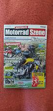 Motorradzeitschrift Nürburger Ausgabe: 02/2018 Motorradmagazin Sammeln