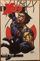 Uncanny X-Men - Vol. 3 Holy War - NM - tpb - Austen - Garney - Tan -  Marvel