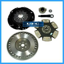 UFC Xtreme Stage 4 Clutch Kit &Flywheel for 92-05 Honda Civic D16Y7 D16Y8 D16Z6