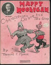 Happy Hooligan Characteristic Dance and Two Step 1902  Sheet Music