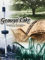 Geauga Lake Book- Author Signed