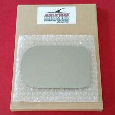 New Mirror Glass + Adhesive 95-01 Bmw 740i 740iL 750iL Driver Left Side Lh