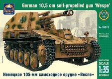 """ARK MODELS GERMAN """"WESPE"""" 10.5 cm SELF PROPELLED GUN 1/35 Cod.AK35013"""
