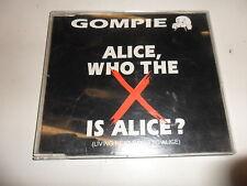 Cd   Gompie  – Alice, Who The X Is Alice? (Living Next Door To Alice)