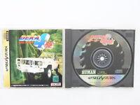 DEKA YONKU 4WD TOUGH THE TRUCK Sega Saturn Japan Game ss