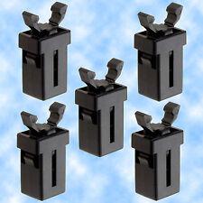 5x COPERCHIO Touch Bin Ricambio Clip Fermo Cattura Ricambio Riparazione si adatta Brabantia