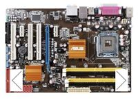 ASUS P5QL/EPU Motherboard Socket 775 DDR2 Intel P43