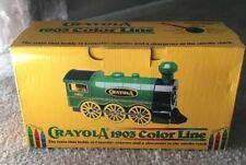 CrayolA 1903 Color Line Train