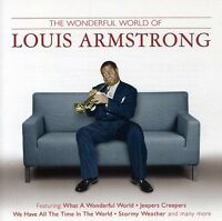 Louis Armstrong - What a Wonderful World [New CD] England - Import