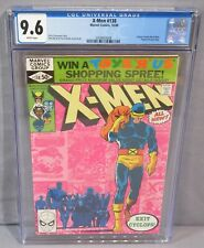 THE UNCANNY X-MEN #138 (White Pages, Cyclops quits team) CGC 9.6 NM+ Marvel 1980