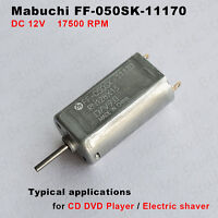 Machifit FF-180SH DC Motor 12V 24V Electric Motor High Speed Rotator