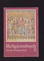 Religionsbuch für die Hauptschule. Lehrerhandbuch 8. Jahrg... Auer  gebraucht