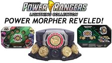 Hasbro Mighty Morphin Power Rangers Lightning Collection Power Morpher IN HAND