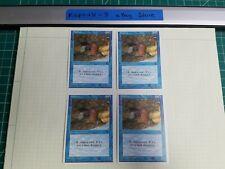 4x Sindbad   4th Edition   MTG Magic The Gathering Cards